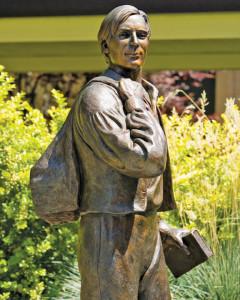 バーモントのジョセフ・スミス生誕記念碑